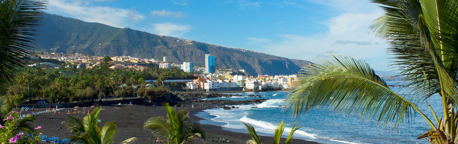 Tropical Tenerife